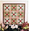 Buds & Blossoms  Creative Scrap Quilt Pattern Leaflet Paper Pieced