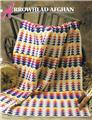 Arrowhead  Afghan  Annie's Attic Crochet Afghan Pattern Instructions