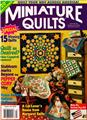 Miniature Quilt Magazine  #60     20+  Miniature Quilt Patterns