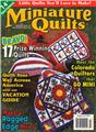 Miniature Quilt Magazine  #72    14+ Miniature Quilt Patterns