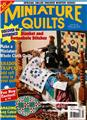Miniature Quilt Magazine #58    20+ Colorful Miniature Quilt Patterns