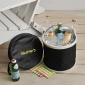 Black Frosty Pop-up Bucket Personalized