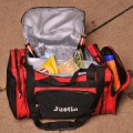 Red & Black Duffle Bag Cooler Personalized