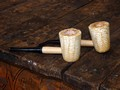 Aristocob Mark Twain Missouri Meerschaum Corn Cob Pipe from Aristocob