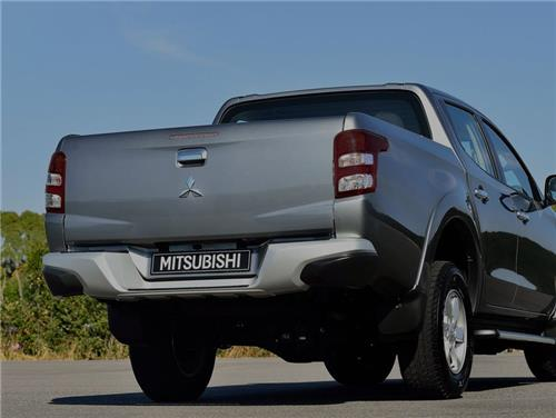 Mitsubishi L200 Taillights Tinted Overlay Film Covers Kit