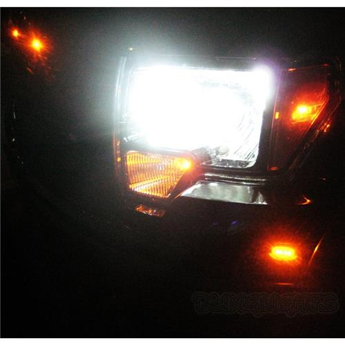 ford f450 f450 super duty bright white light bulbs for headlamps headlights head lamps lights
