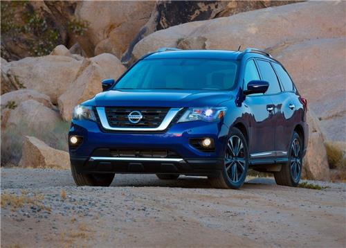 2017 2018 Nissan Pathfinder Xenon Fog Lamps Driving Lights Kit R52