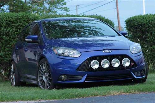 Ford Focus Rally Auxiliary Driving Lights ( bar sold separately )