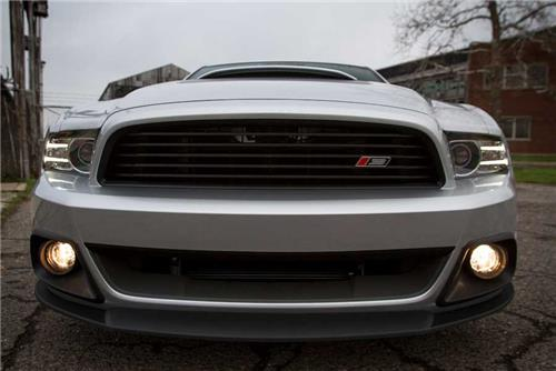 2013 2014 Ford Mustang GT V6 Roush Body Kit Halo Fog Lamps