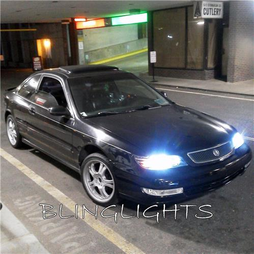 1997 1998 1999 acura cl bright white replacement light bulbs for