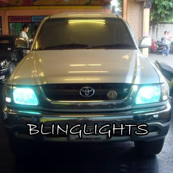 Toyota Hilux Vigo Bright White Replacement Light Bulbs for Headlamps Headlights Head Lamps Lights