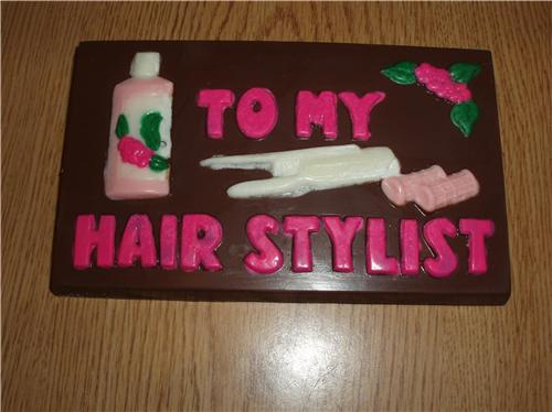 to my hairstylist 2