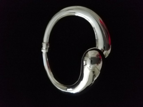 Tiffany & Co. Elsa Peretti Inspired Sterling Bracelet-Tiffany & Co. Quality silver.  Fits all sizes.