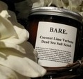 BARE Dead Sea Salt Face & Body Scrub (Coconut Lime Verbena)