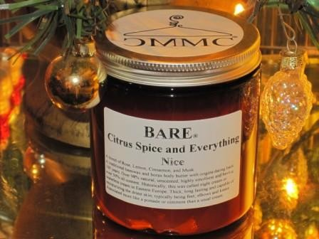 BARE CITRUS SPICE & EVERYTHING NICE Body Butter