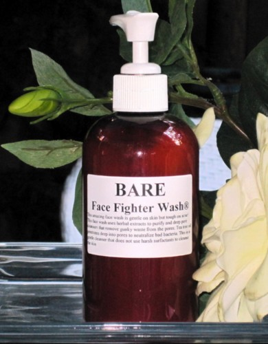 BARE-FLY Face Fighter Wash