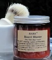 BARE BEARD BLASTER Dry Shaving Cream