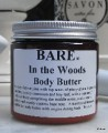BARE In the Woods Body Butter