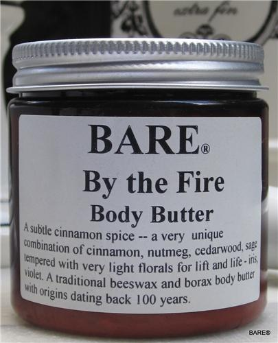 BARE BY THE FIRE Body Butter