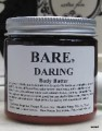BARE DARING Body Butter 4 oz.