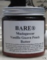 BARE MADAGASCAR Vanilla Guava Peach Body Butter