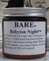BARE BABYLON NIGHT Body Butter