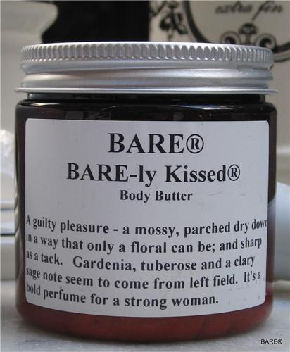 "BARE ""BARE-LY KISSED"" Body Butter"