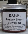 BARE Juniper Breeze Body Butter 4 oz.