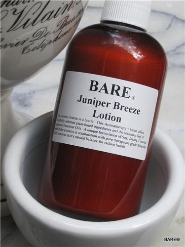 BARE Juniper Breeze Hand & Body Lotion
