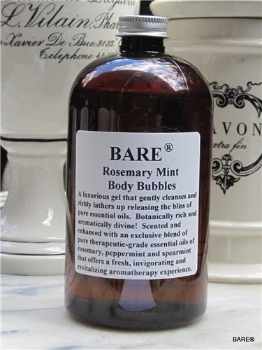 BARE-LY LEGAL Body Butter 4 oz.