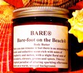 BARE-FOOT ON THE BEACH Body Butter  Body Butter