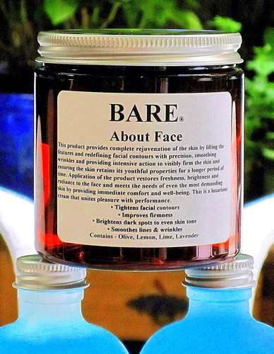 BARE ABOUT FACE Cream