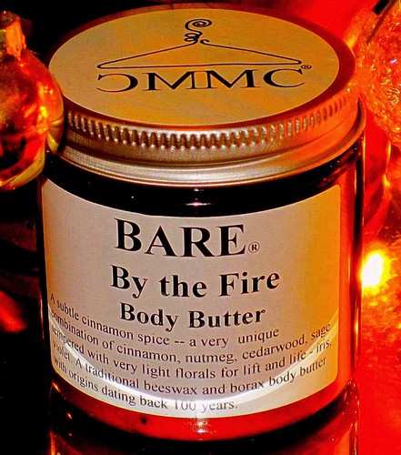 "BARE ""BY THE FIRE"" Body Butter"