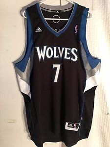 on sale 11196 10d32 Adidas Minnesota Timberwolves Derrick Williams Swingman Black NBA Jersey