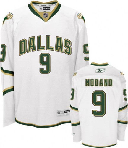 Dallas Stars Ice Hockey Premier Mike Modano Jersey.jpg
