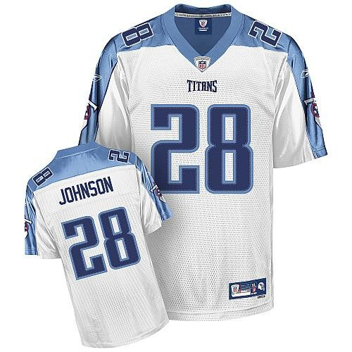 Reebok Tennessee Titans Chris Johnson Premier White nfl Jersey.jpeg