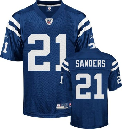 online store f4893 e2f9a Reebok Indianapolis Colts Bob Sanders Blue NFL Youth Jersey