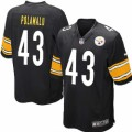 nike Pittsburgh Steelers 43 Troy Polamalu Black Game nfl Jersey.jpeg