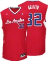 Los-Angeles-Clippers-32-Griffin-red-nba Jersey.jpeg
