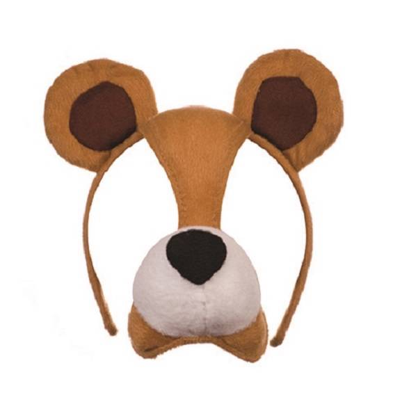 Can You Imagine Dress-Ups Animal Mask Headbands Parties Fun Children & Adults