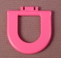 Lego Duplo 4912 Pink Toilet Seat, Furniture, Playhouse, Bathroom, 6171 My First Gas Station