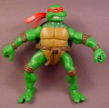 TMNT Modern Raphael Action Figure With Brown Pads & Belt, 2003 Playmates