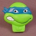 TMNT 1990 Leonardo Ring, Nabisco Cereal Premium, Mirage Studios, Teenage Mutant Ninja