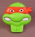 TMNT 1990 Raphael Ring, Nabisco Cereal Premium, Mirage Studios, Teenage Mutant Ninja