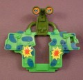 TMNT Replacement Camouflage Shield With Binoculars Accessory For A Sewer Seltzer Cannon