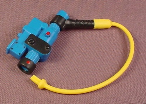 Extreme Ghostbusters Missile Launcher Accessory For Egon Action Figure, 1997 Trendmasters