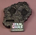Star Wars Galoob Micro Machines 1996 Black Base Or Stand For An AT-AT, Action Fleet, 1996