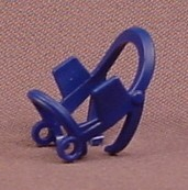 Playmobil Dark Blue Horse Bridle With Blinders Or Blinkers, 2011 Style, 5226, 30 23 9872