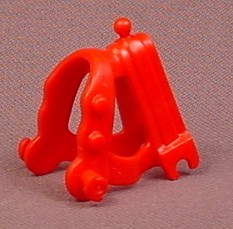 Playmobil Red Harness To Attach A Horse To A Wagon Or Chariot, 4270 5812, 30 26 6820