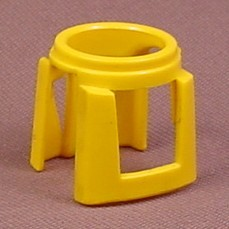 Playmobil Yellow Breastplate For A Space Suit, 3534, 30 03 8220